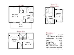 4 Bedroom Tiny House Best 25 Small House Layout Ideas On Pinterest Small Home Plans
