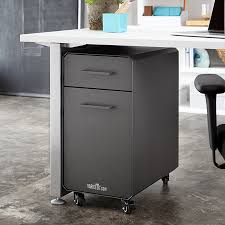 Standing Desk With Drawers by Shop Standing Desk Products Varidesk Sit To Stand Desks