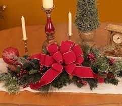 christmas table centerpiece christmas table centerpiece cr1025 pine