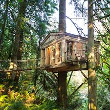 10 tree house retreats for the perfect cascadian summer getaway
