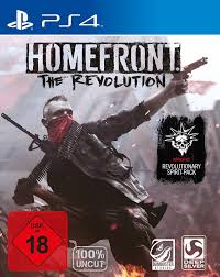 Pc M El Homefront The Revolution Day One Edition 100 Uncut