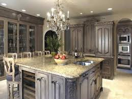 pictures of antiqued kitchen cabinets antique almond kitchen cabinets radionigerialagos com