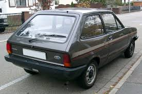 ford fiesta first generation wikiwand