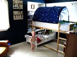 Loft Bed With Crib Underneath Loft Beds Crib Loft Bed Explore Bunk Baby And More