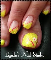 best 25 yellow toe nails ideas on pinterest fun nail designs