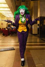Superhero Halloween Costumes Girls 25 Joker Costume Ideas Diy Joker