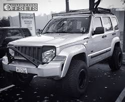 jeep liberty lifted lifted jeep liberty with rims wheel offset 2009 jeep liberty