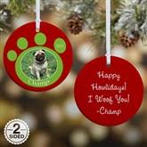 pet ornaments personalizationmall