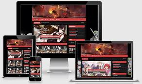 templates v1 blogger onestream v1 3 responsive anime streaming blogger template way