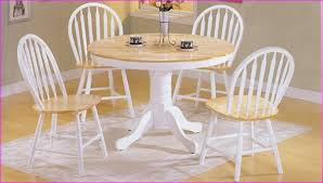 Round Kitchen Tables And Chairs Sets by White Kitchen Table Set Best Tables