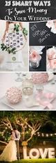 25 smart ways save money on your wedding u2013 cute diy projects