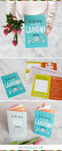 printable mother u0027s day booklet step up your card game with this