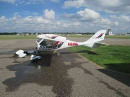ct light sport aircraft 2008 flight design ctsw light sport 382 hours total time damaged