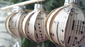 Musical Note Ornaments Lbs Give Movement And Apeal To These Charming Ornaments Your Tree