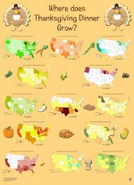 thanksgiving marvelous traditional thanksgiving food list map21