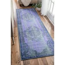 Mauve Runner Rug Purple Runner Rug Home Design Ideas And Pictures