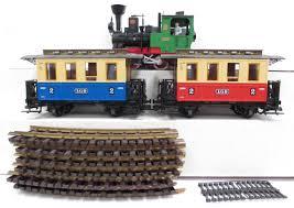 buy lgb 72302 g scale starter set trainz auctions