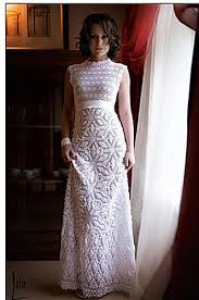 wedding dress patterns 8 crochet wedding dresses you can make yourself my made crafty