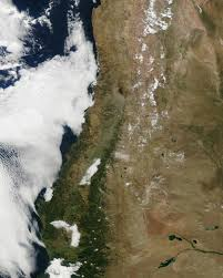 chile quake fire earth