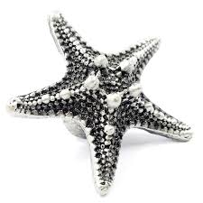 Real Seashell Cabinet Knobs by Lbfeel Seaside Beach Theme Style Antique Starfish Knob Kitchen