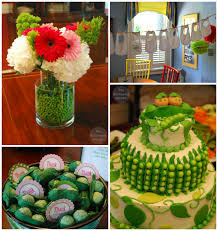 two peas in a pod baby shower decorations peas in a pod baby shower for the borrowed abodethe