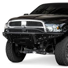prerunner dodge truck add dodge ram 1500 2009 stealth full width black front winch