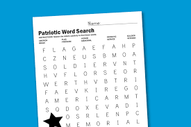 thanksgiving word search worksheets patriotic word search paging supermom