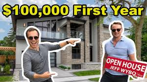 how he made 100 000 his first year as a real estate agent youtube