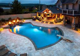 Pool Patio Pictures by Pools U0026 Spas York Reading Lancaster Pa