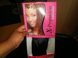 bijoux xpression kanekalon braiding hair phenomenalhaircare braid review bijoux xpression collection
