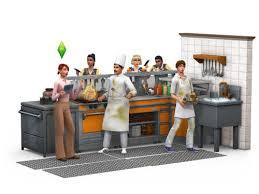 jeux de cuisine serveur les sims 4 au restaurant un pack de jeu 4 étoiles actu