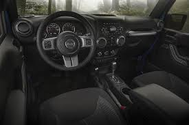 jeep wrangler unlimited interior 2017 2016 jeep wrangler unlimited news and information