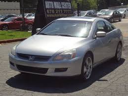 2006 honda accord ex coupe 2006 used honda accord coupe ex l manual at alabama auto