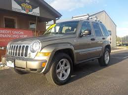 jeep liberty 2006 limited 2006 jeep liberty limited 4dr suv 4wd w front side curtain