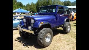 1982 jeep jamboree jeep cj 7 limited