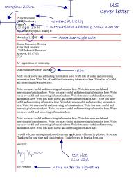 salutations cover letter
