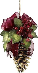 43 Best Pine Cone Crafts Images On Pinterest Pinecone Christmas