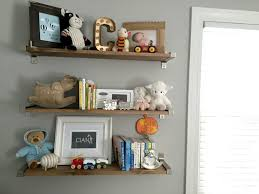 Nursery Bookshelf Ideas Nursery Diy Rustic Shelves An Ikea Hack Wife In Progress