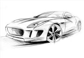 pencil drawings of muscle cars ford fairlane car pinterest and