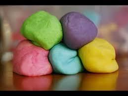 diy play dough recipe crafts