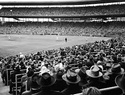 baseball opening day see classic vintage photos time