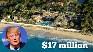 donald trump u0027s caribbean home is for sale for 16 900 000