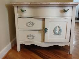 painted side table diy mom of twins