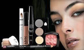Makeup Nyx 56 makeup set from nyx cosmetics nyx cosmetics groupon