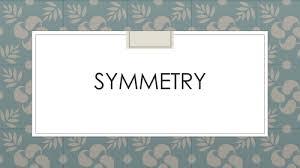 symmetry powerpoint ks1 yr1 2 by educcd teaching resources tes