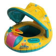 siege enfant gonflable baignoire bouée parasol fauteuil gonflable à 18 mois 15kg bébé