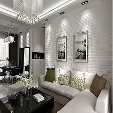 69152 vinyl faux stone brick design wallpaper for home bar hotel