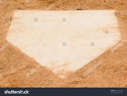 home plate baseball diamond home plate stock photo 12396784 shutterstock