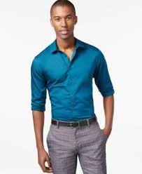 inc international concepts slim fit dress shirt only at macy u0027s