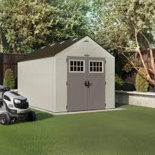 Keter Woodland 30 Sheds U0026 Storage Patio Garden U0026 Outdoor Bj U0027s Wholesale Club